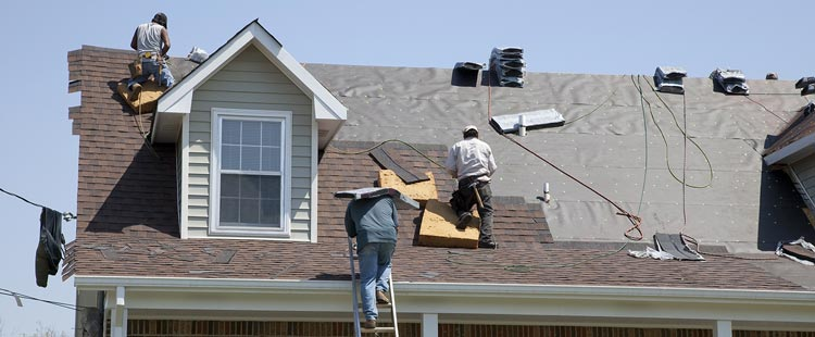 Alaska New Roof Installation