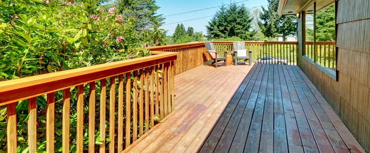 Centralia, WA Deck Building & Remodeling