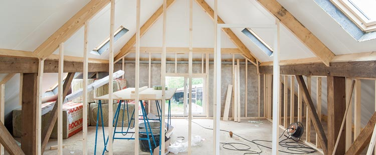 Jeffersontown, KY Attic & Dormer Remodeling