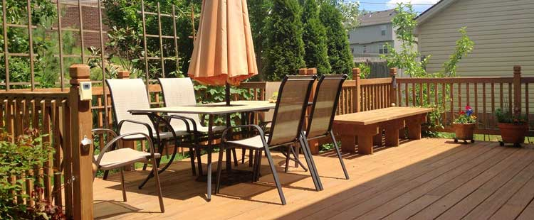 Matteson, IL Outdoor Living Remodeling